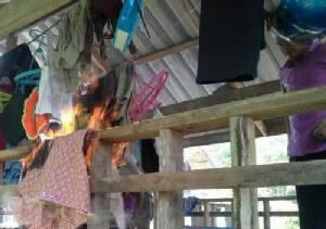 ไฟไหม้บ้านที่ตะโหมด พัทลุง : สื่อก้าวหน้า แต่สังคมล้าหลัง / จรูญ หยูทอง-แสงอทัย