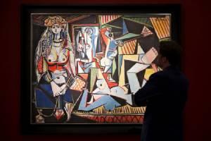 "In Pics : ฮือฮา! ภาพวาด ""ปิกัสโซ"" ฟันราคาประมูล ""6,000 ล้านบาท"" ขึ้นแท่นงานศิลป์ ""แพงที่สุดในโลก"""