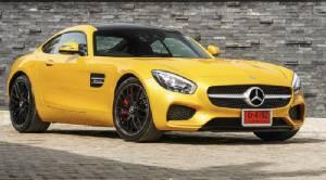Test Drive : Mercedes AMG GT S รถแข่งก็ไม่ปาน ทะยานเป็นจรวด