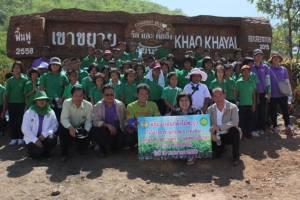 ชาวชัยนาท 3 หมื่นคนร่วมกิจกรรมปลูกป่าเฉลิมพระเกียรติ สมเจพระเทพฯ เจริญพระชนมายุครบ 5 รอบ