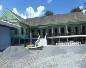 นร.โรงเรียนวัดเกาะขวางได้อาคารเรียนหลังใหม่แทนหลังเดิมที่ถูกปลวกกิน