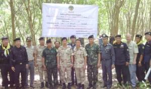 ผู้ว่าฯ นำทีมเดินหน้ายึดสวนยางสุโขทัย-คืนพื้นที่ป่าปีนี้ 5,500 ไร่