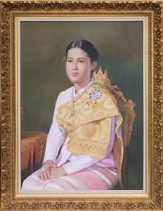 ศูนย์ศิลปาชีพบางไทรฯ ร่วมแสดงงานหัตถศิลป์ชิ้นเอก เฉลิมพระเกียรติ 60 พรรษา สมเด็จพระเทพฯ