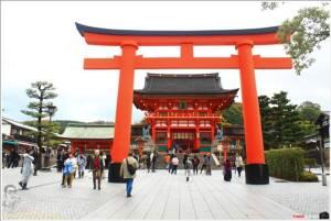 Alone in Kyoto ๑.๒ : วัดคิโยะมิซุ ยามอาทิตย์อัสดง