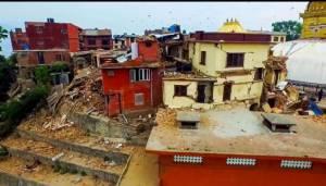 แผ่นดินไหวเนปาล มหาสถูปสำคัญ 2 องค์ รอดราวปาฏิหาริย์ องค์กรพุทธทั่วโลกระดมช่วยเหลือ