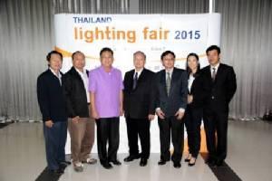 พีอีเอ เดินสายโปรโมตงาน Thailand Lighting Fair 2015