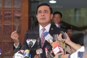 """""""บิ๊กตู่"""" ถามคนไทยอยากให้อยู่ต่อหรือไม่ แย้มบังคับรัฐบาลหน้าปฏิรูป ข่มยิ่งด่ายิ่งมีแรง"""