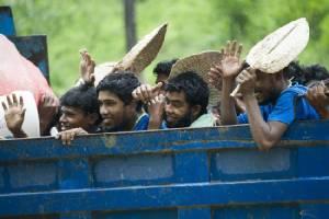 พม่าเริ่มส่งตัวผู้อพยพชุดแรกกลับบังกลาเทศ