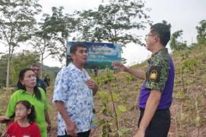 อธิบดีป่าไม้ระบุโครงการสร้างป่าสร้างรายได้ เน้นการมีส่วนร่วมของชุมชน