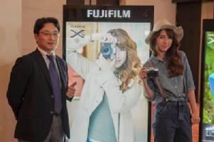ฟูจิฟิล์มรุกตลาดกล้องดิจิตอลมิร์เรอร์เลส ส่งรุ่นใหม่ลงตลาดหวังดันแชร์ปีนี้ 50%