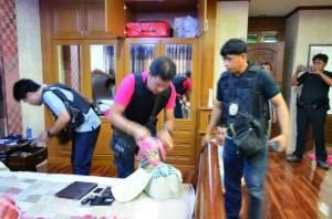 ตำรวจระยองตามจับเจ้าของบัญชีเงินโอน 200 ล้านเครือข่ายค้ายาบ้าคาบ้านที่เชียงราย