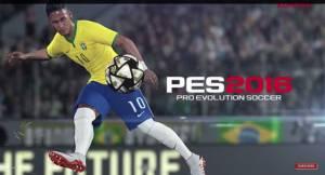 """""""PES 2016"""" คิกออฟ 18 ก.ย."""