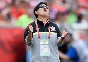 """""""โค้ชหนึ่ง"""" ลั่น ทัพสาวไทยไม่หมดหวังขอลุ้นอันดับ 3 ที่ดีที่สุดเข้ารอบต่อไป"""