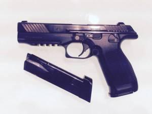 """พลิกโฉมปืนพกค่ายโซเวียต PL-14 """"Lebedev"""" โครงโพลิเมอร์ 9 มม.สุดทันสมัยจากซุ้ม """"อาก้า"""""""