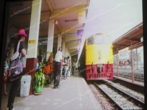 ร.ฟ.ท.รับฟังความเห็นชาวสุราษฎร์ฯ พัฒนารถไฟทางคู่ช่วงชุมพร-สุราษฎร์ฯ