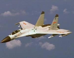 จับตา ! บทบาทเครื่องบินขับไล่เจ-11 ในทะเลจีนใต้