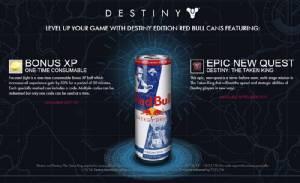 """""""Destiny"""" จับมือกระทิงแดงจัดแคมเปญ """"แจกรหัสแลกเควสต์"""""""