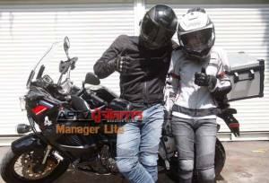 Motorbike Journey ไบค์เกอร์แอนด์มายเกิร์ล