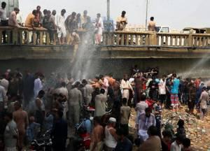 คลื่นความร้อนในปากีฯคลี่คลายแล้ว แต่ยอดตายมากกว่า1,150ศพ