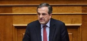 """อดีตนายกฯ กรีซชี้การจัดลงประชามติอาจฉุดประเทศออกจาก """"ยูโรโซน"""" ปชช.ตระหนกแห่ถอนเงิน """"2.2 หมื่นล้าน"""" ในวันเดียว"""