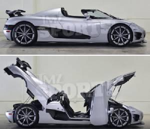 """""""ฟลอยด์"""" ถอยรถใหม่ มีแค่ 3 คัน ราคา 163 ล้านบาท!!"""