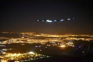 เครื่องบินพลังสุริยะ Solar Impulse 2 สร้างประวัติศาสตร์ บินข้ามแปซิฟิกถึงฮาวายโดยปลอดภัย