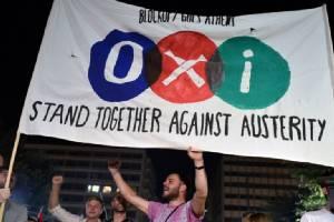 """Focus : ประชามติชี้ชาวกรีซ 61% โหวต """"No"""" ไม่เอาเจ้าหนี้! ยุโรปต้องตัดสินใจจะรั้งหรือปล่อย """"เอเธนส์"""" ออกจากยูโรโซน"""
