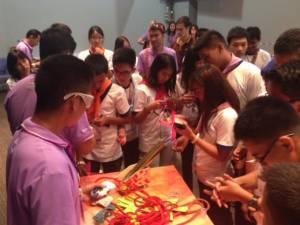 เปิดเวทีแข่งโครงงานวิทย์เยาวชน 7 ชาติอาเซียนครั้งแรกในไทย