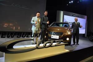 """New Suzuki Ciaz"" เปิด 4 รุ่นย่อย 4.84 – 6.25 แสนบาท"