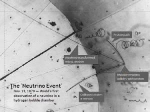 ฟิสิกส์ของนิวตริโน