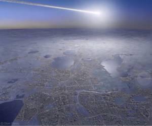 """สมาคมดาราศาสตร์คาด """"เสียงดังบนฟ้าสระแก้ว"""" เกิดจากสะเก็ดดาวระเบิด"""