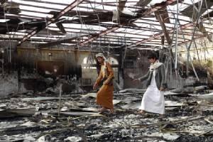 """UN เริ่มบังคับใช้ """"หยุดยิง 6 วัน"""" ในเยเมน - องค์กรบรรเทาทุกข์แห่ส่งความช่วยเหลือ"""