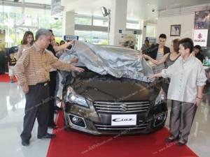 เอส ยู ซูซูกิ ภูเก็ต เปิดตัว New Suzuki Ciaz ซีดานเหนือระดับ
