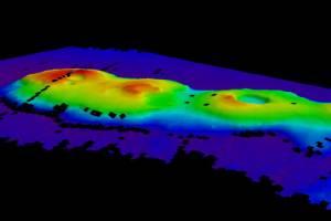 """นักวิทย์ออสซีพบ """"กลุ่มภูเขาไฟโบราณ"""" นอกชายฝั่งซิดนีย์-คาดอายุกว่า 50 ล้านปี"""