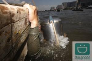 ยิปซีแห่งเจ้าพระยา นักล่าสมบัติใต้น้ำด้วยมือเปล่า