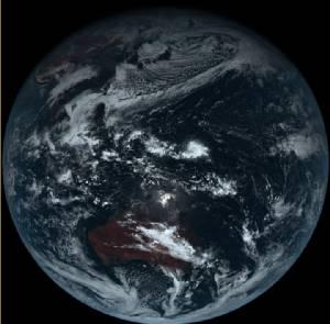 จาก 35,000 กม.บนห้วงหาว ดาวเทียมญี่ปุ่นดวงใหม่ไล่จับไต้ฝุ่นอยู่หมัดชัดแจ๋วแหวว อัศจรรย์แห่งเทคโนโลยี