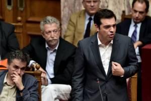 วิกฤตใกล้คลี่คลาย! รัฐสภากรีซเห็นชอบแผนปฏิรูปแลกเงินกู้