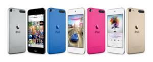 Apple เปิดตัว iPod touch จัดสีสดใส 5 สีลุยตลาด