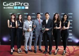 เมนทาแกรม เปิดตัว GoPro สองรุ่นใหม่ HERO4 Session และ HERO+ LCD
