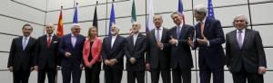 """Weekend Focus : ผู้คนทั่วโลกโล่งอก  6 มหาอำนาจบรรลุ """"ข้อตกลงนิวเคลียร์อิหร่าน"""" หลังเจรจามาราธอนกว่า 1 ทศวรรษ"""