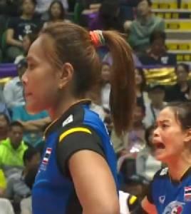 สาวไทยพ่ายจีนประเดิมสนาม 3 WGP