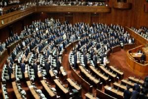 สภาล่างญี่ปุ่นผ่าน กม.เพิ่มบททหาร จีนท้วงโตเกียวละเมิดแนวทางใฝ่สันติ