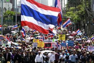 พระราชบัญญัติการชุมนุมสาธารณะจะนำไปสู่ความสงบหรือกลียุค