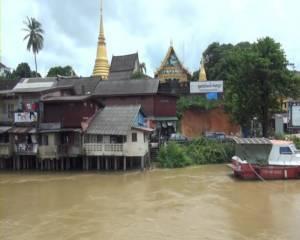 เมืองจันท์ชุ่มฉ่ำฝนตกตลอดคืน ทำน้ำท่วมสวนผลไม้-บ้านเรือน