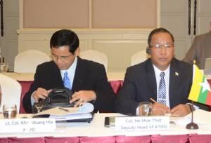 DSI ไทย-พม่าถกแก้ปัญหาขบวนการค้ามนุษย์ข้ามชาติ