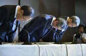 ประธาน-ผู้บริหาร'โตชิบา'ลาออก รับผิด'แต่งกำไร'บริษัทนานแรมปี