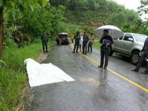 ตร.สังขละบุรีรวบพม่าฆาตกรโหดทุบหัวฆ่าชิงทรัพย์คนไทย เตรียมออกหมายจับไล่ล่าอีก 1 ราย