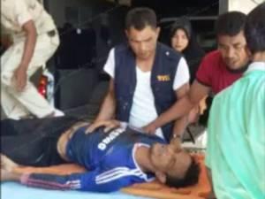 คนร้ายกระหน่ำ 11 มม. ยิงชาวบ้านได้รับบาดเจ็บสาหัส 1 รายที่บาเจาะ