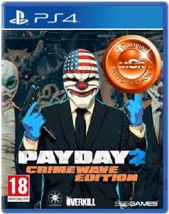 Review: Payday 2 Crimewave Edition รวยนัก งัดซะเลย (PS4)