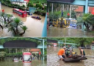 เวียดนามเตือนหลายจังหวัดภาคเหนือ เตรียมตัวรับมือน้ำท่วมฉับพลัน